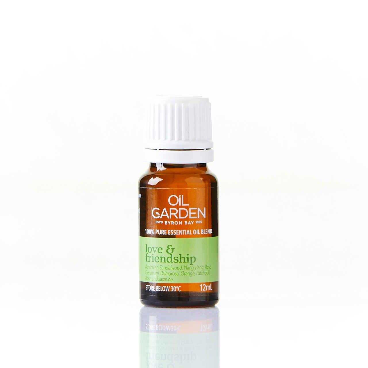 Oil Garden Love & Friendship Essential Oil Blend 12mL 6620000