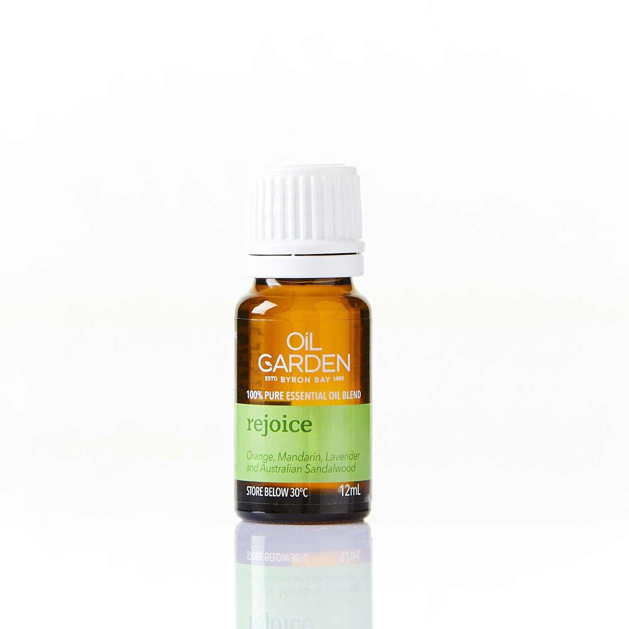 Oil Garden Rejoice Essential Oil Blend 12mL 6620005