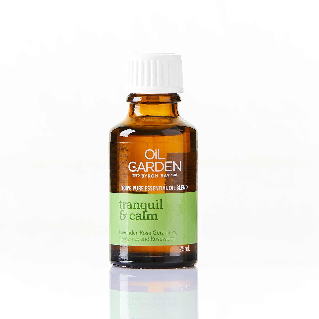 Oil Garden Tranquil & Calm Essential Oil Blend 25mL 6620007