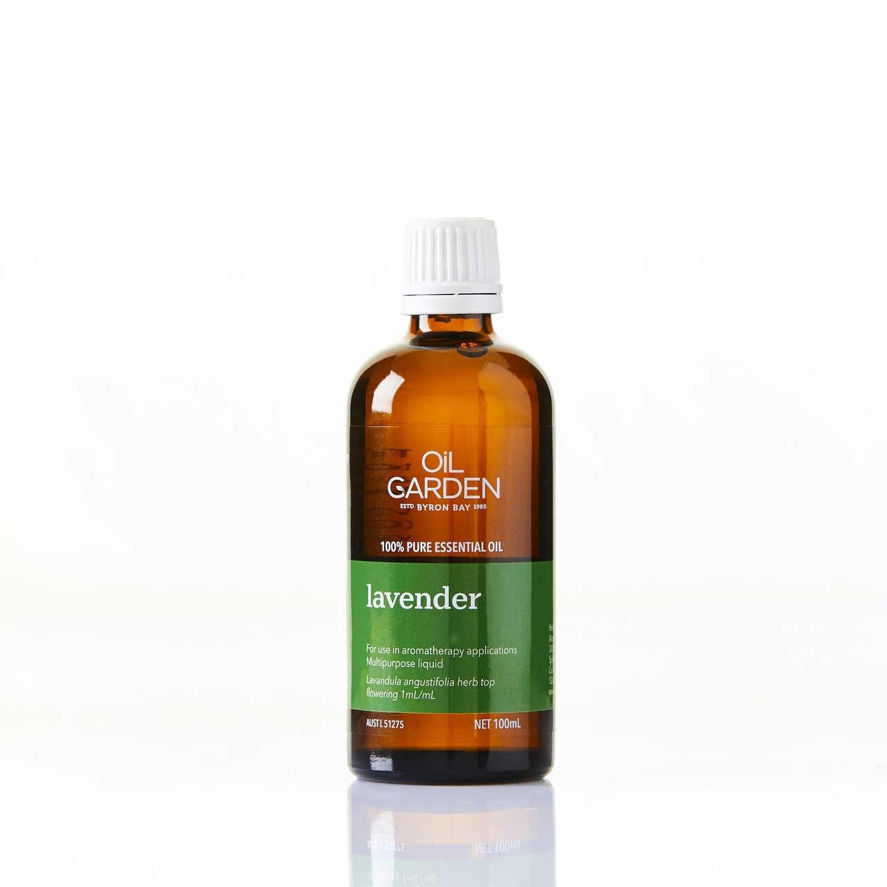 Oil Garden Lavender Pure Essential Oil 100mL 6620020
