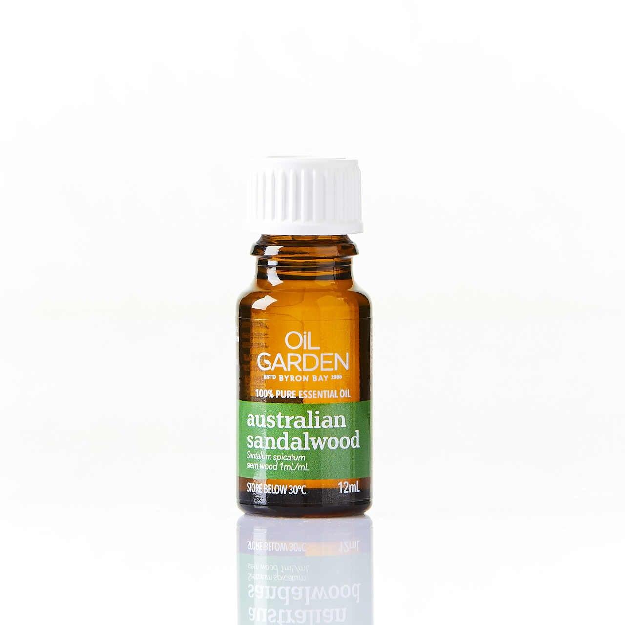 Oil Garden Australian Sandalwood Pure Essential Oil 12mL 6620031