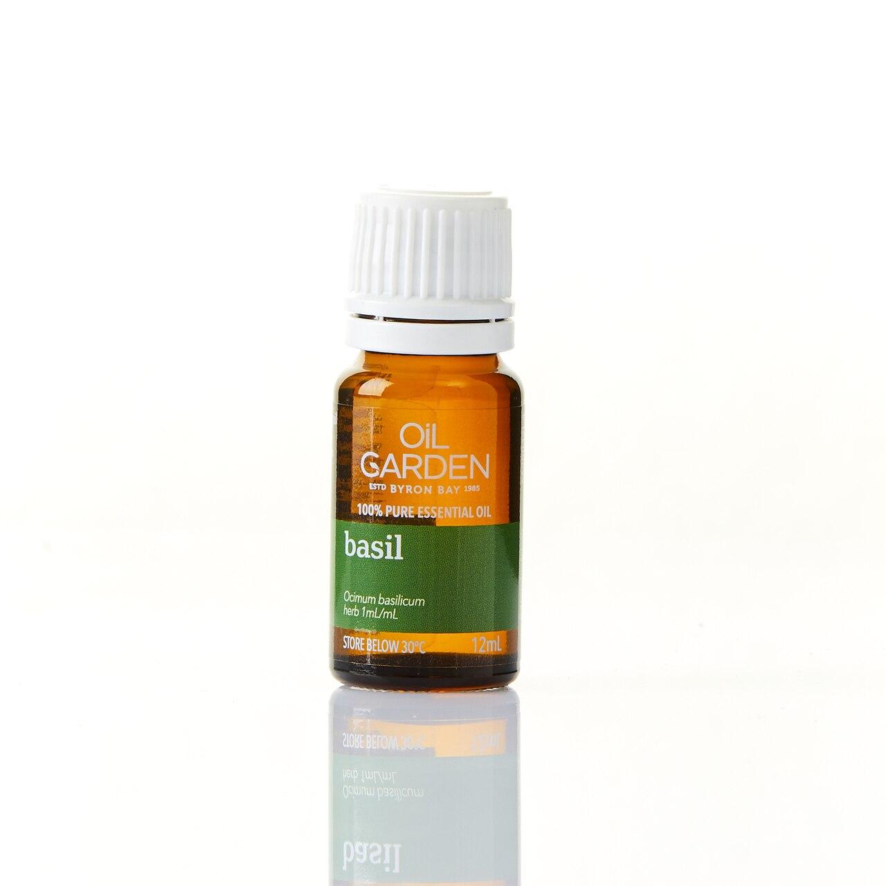 Oil Garden Basil Pure Essential Oil 12mL 6620032