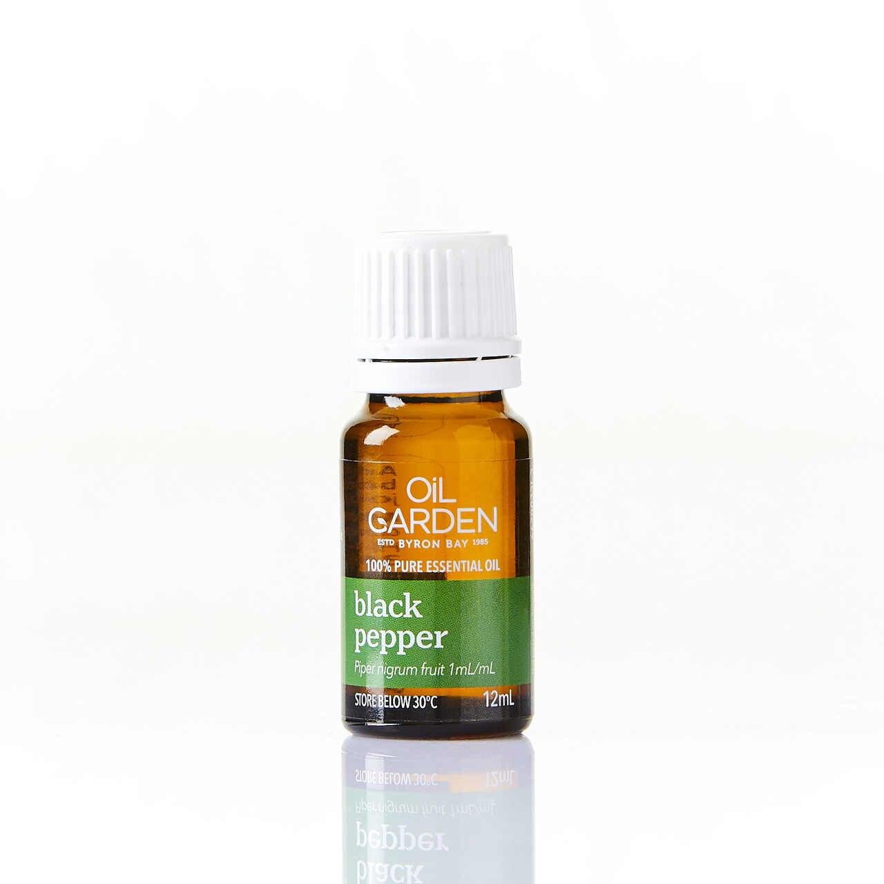 Oil Garden Black Pepper Pure Essential Oil 12mL 6620033