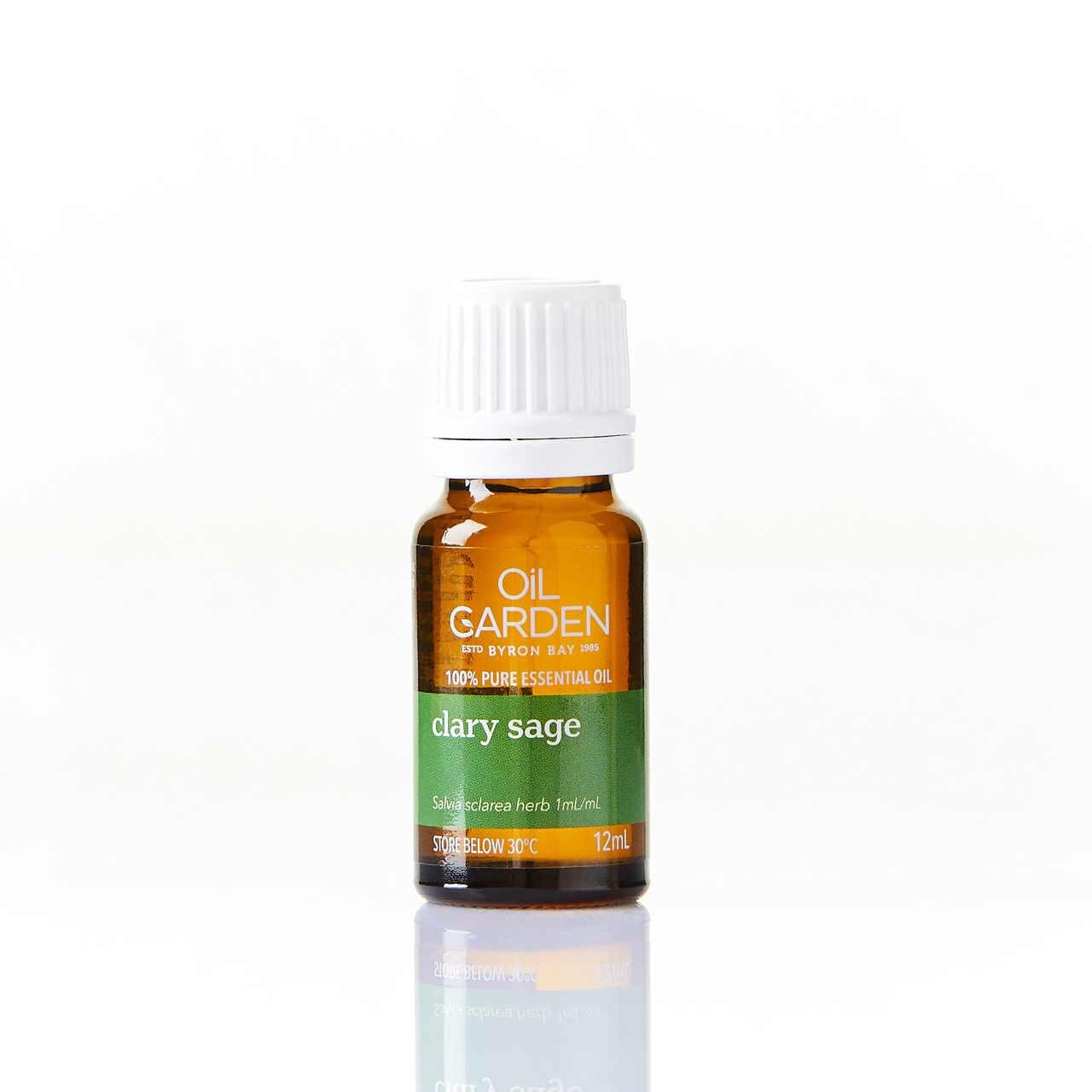 Oil Garden Clary Sage Pure Essential Oil 12mL 6620035