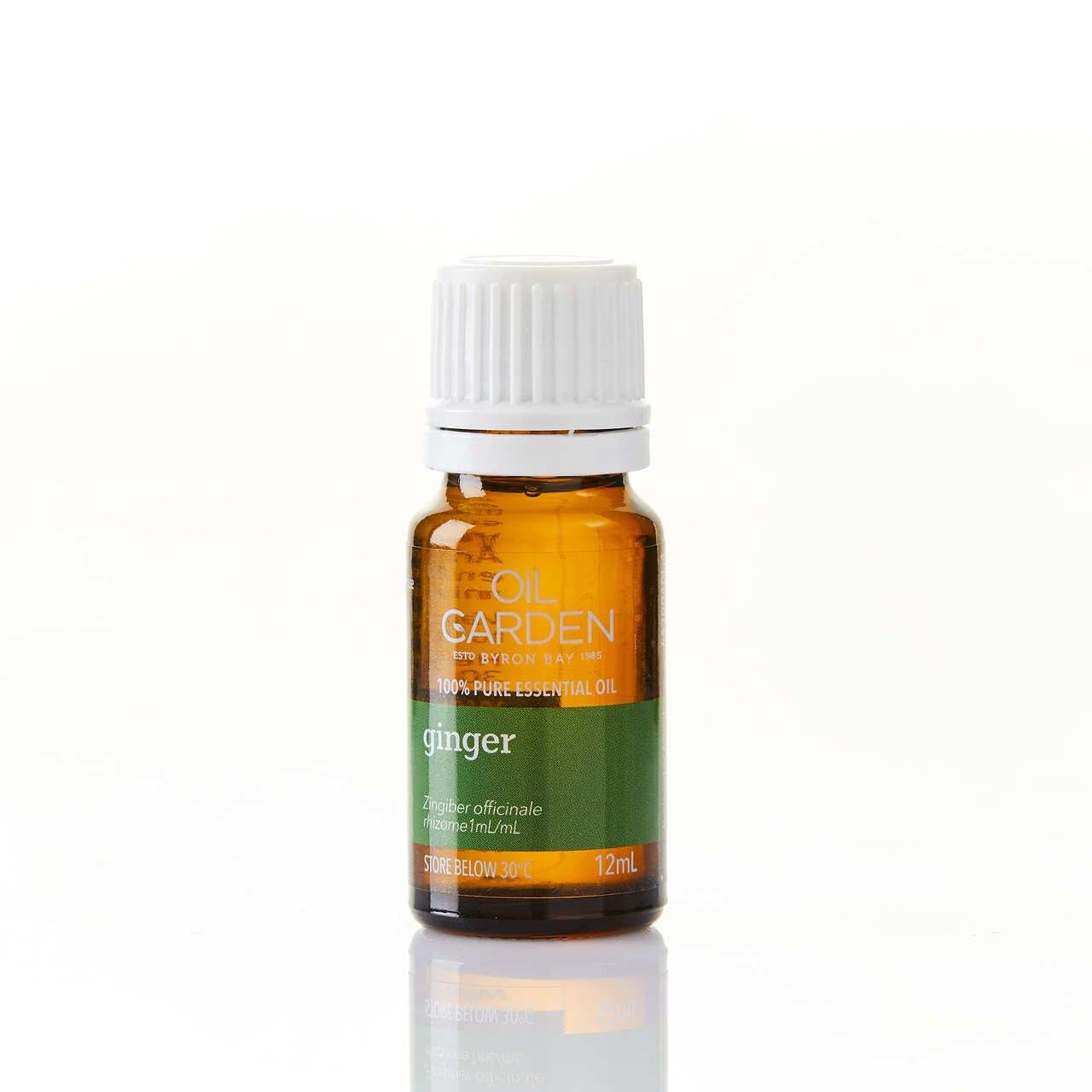 Oil Garden Ginger Pure Essential Oil 12mL 6620040