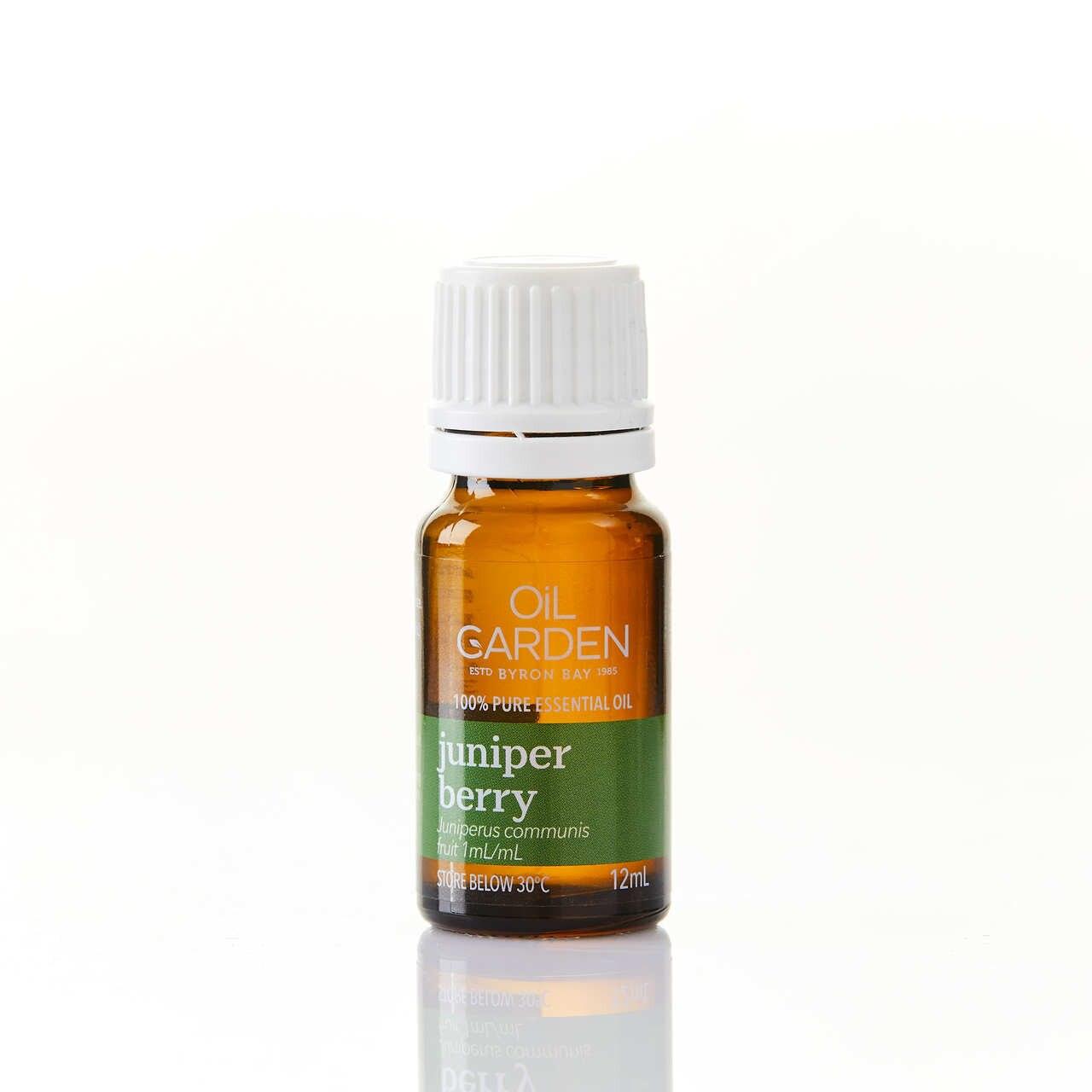 Oil Garden Juniper Berry Pure Essential Oil 12mL 6620042