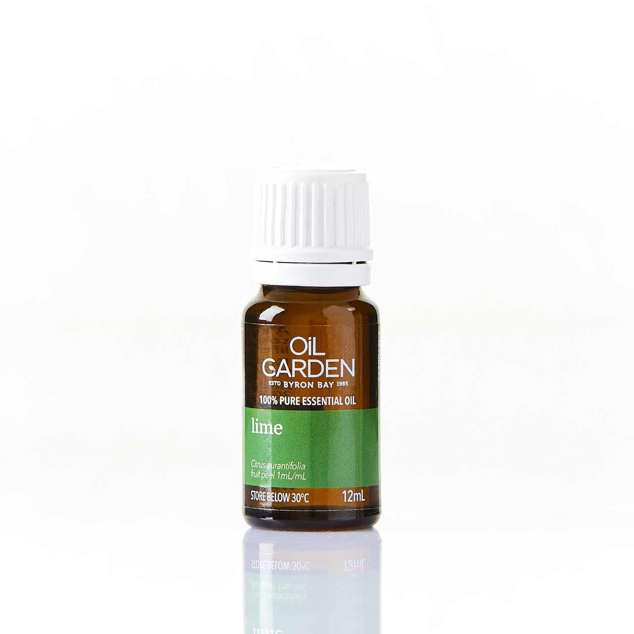 Oil Garden Lime Pure Essential Oil 12mL 6620044