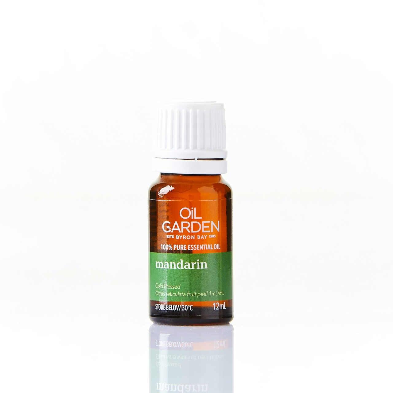 Oil Garden Mandarin Pure Essential Oil 12mL 6620045