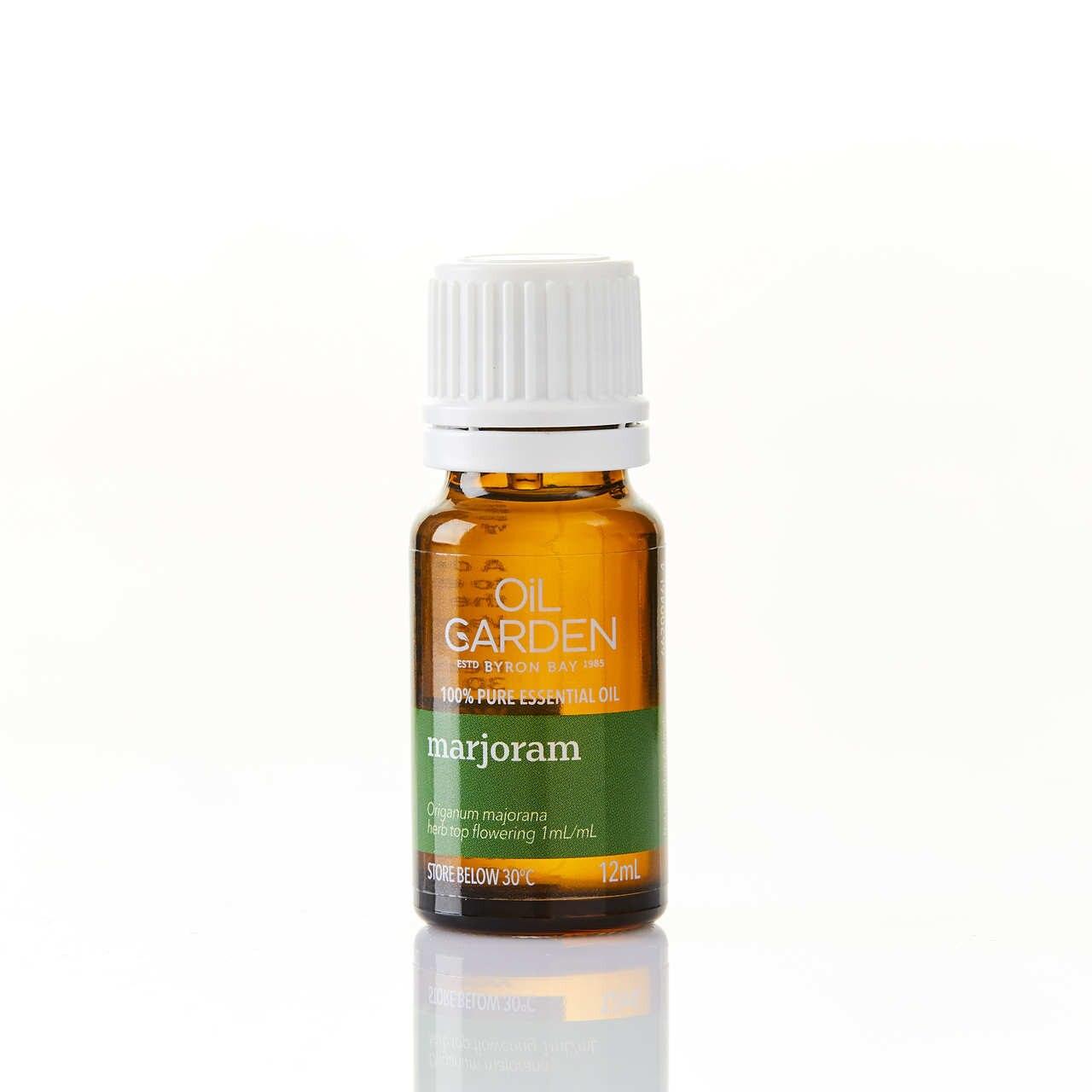Oil Garden Marjoram Pure Essential Oil 12mL 6620046
