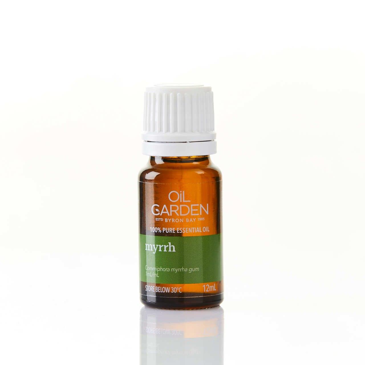 Oil Garden Myrrh Pure Essential Oil 12mL 6620047