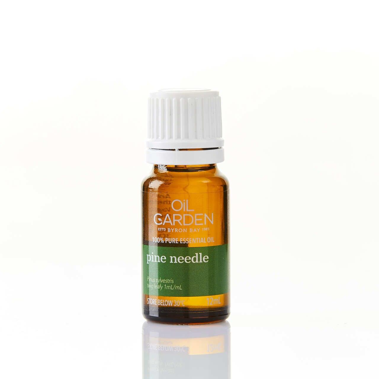 Oil Garden Pine Needle Pure Essential Oil 12mL 6620050