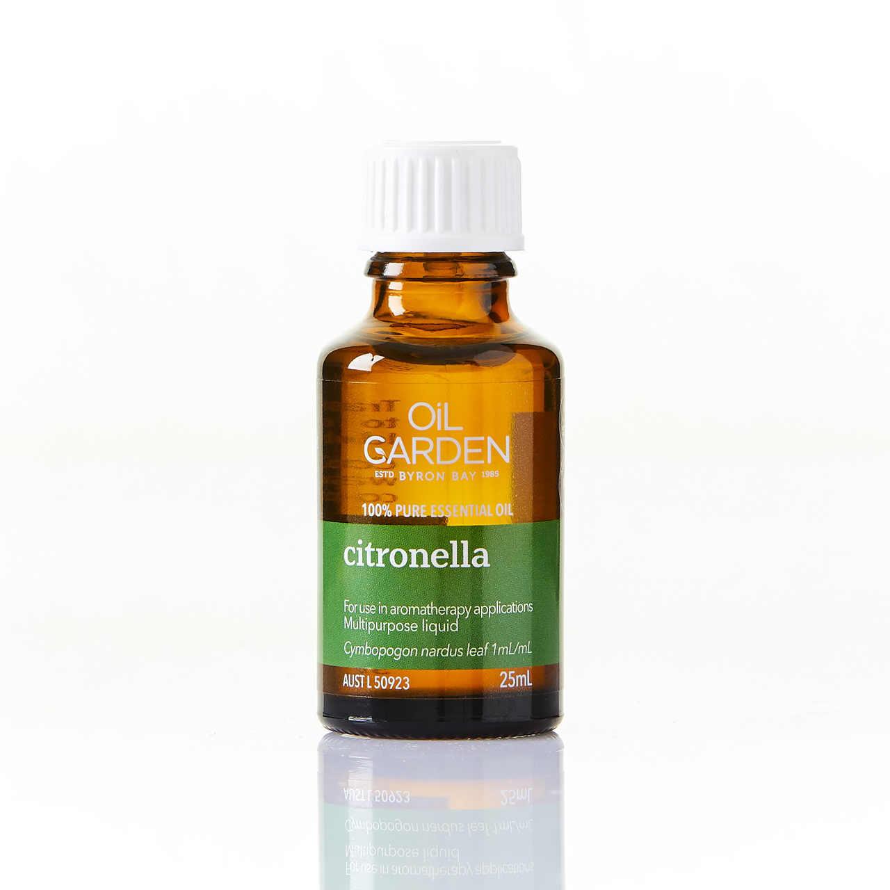 Oil Garden Citronella Pure Essential Oil 25mL 6620071