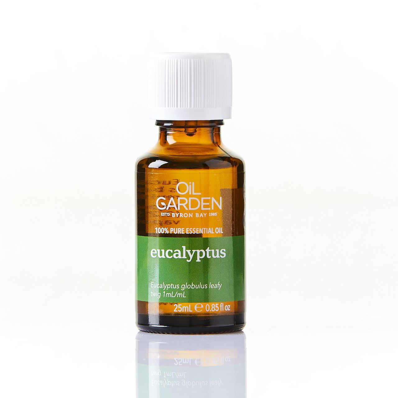 Oil Garden Eucalyptus Pure Essential Oil 25mL 6620072