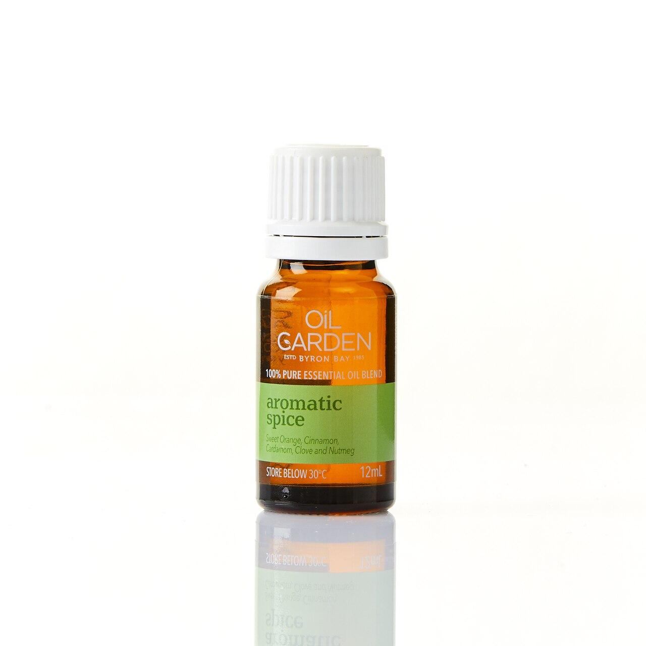 Oil Garden Aromatic Spice Essential Oil Blend 12mL 6620083
