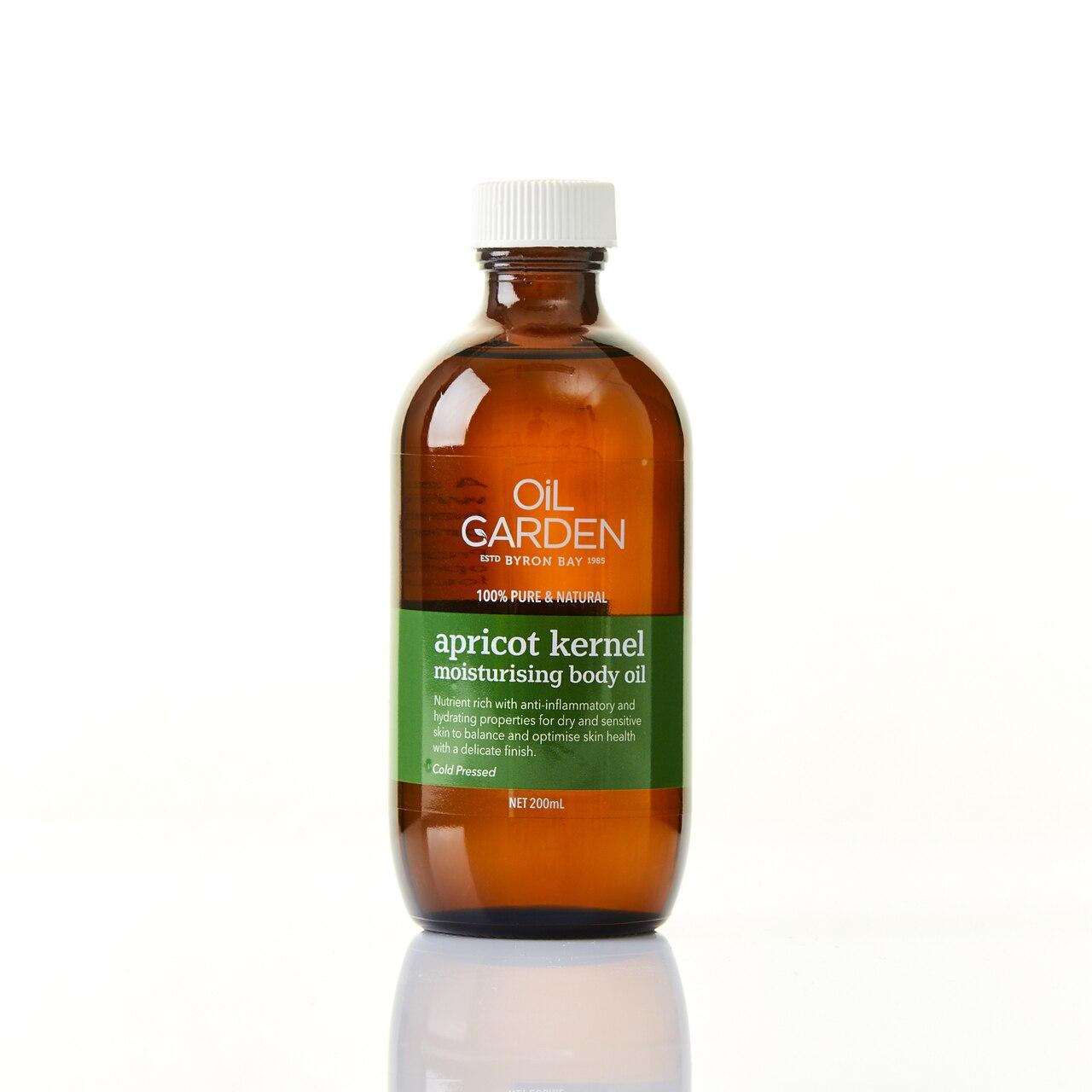Oil Garden Apricot Kernel Oil 200mL 6630010