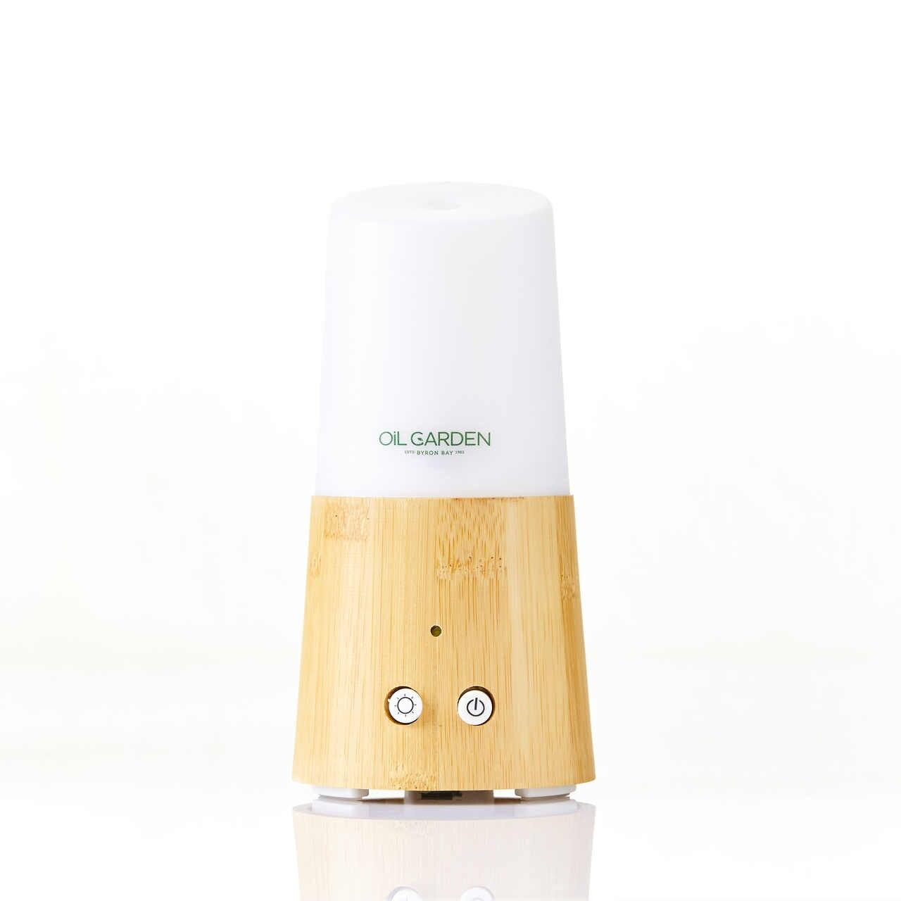 Oil Garden Bamboo Ultra Sonic Vaporiser 6691327