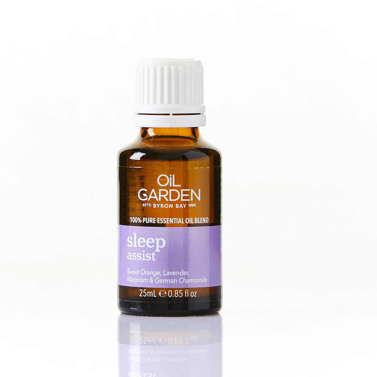 Oil Garden Sleep Assist Essential Oil Blend 25mL 6691342