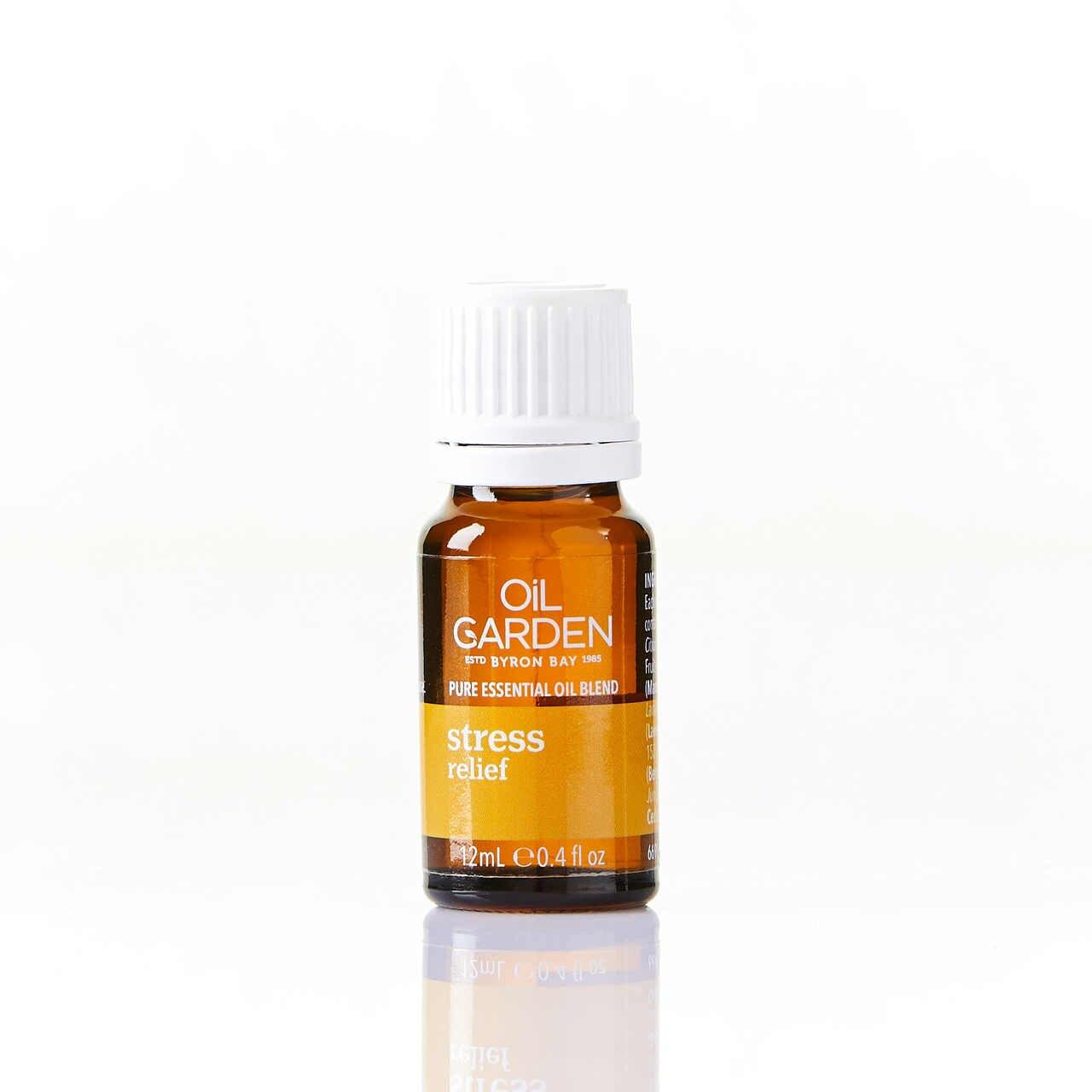 Oil Garden Stress Relief Essential Oil Blend 12mL 6691348