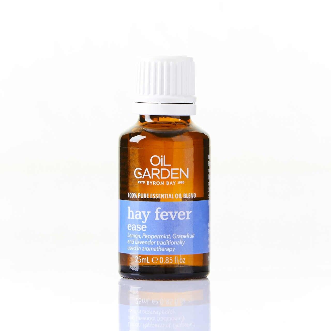 Oil Garden Hay Fever Ease Essential Oil Blend 25mL 6691391