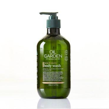 Oil Garden Body Wash Focus & Clarity 500mL  6691471