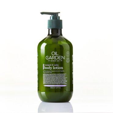 Oil Garden Body Lotion Tranquil & Calm 500mL  6691472