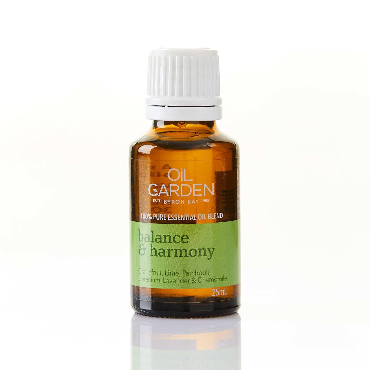 Oil Garden Balance & Harmony Essential Oil Blend 25mL 6620008