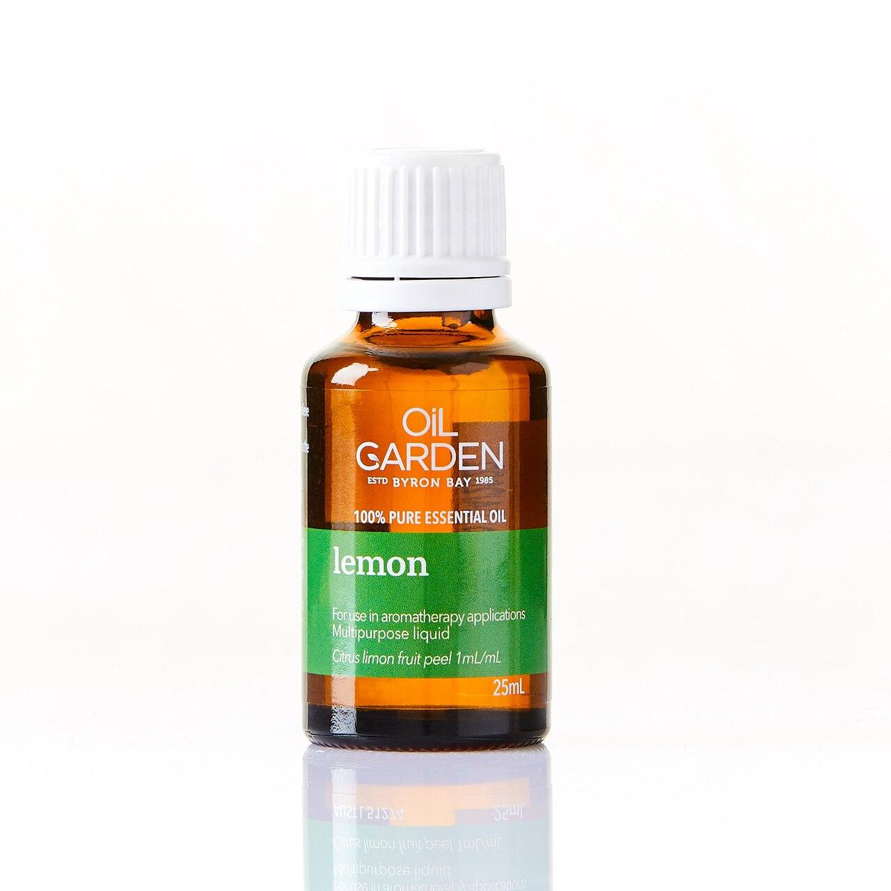 Oil Garden Lemon Pure Essential Oil 25mL 6620075