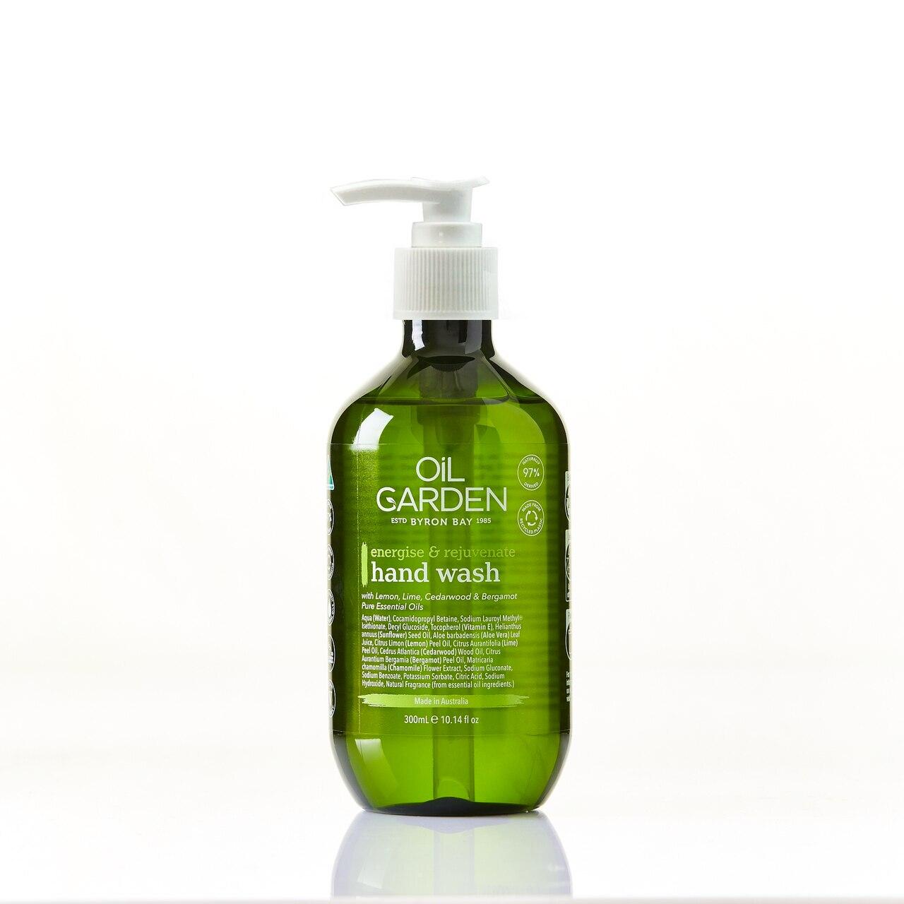 Oil Garden Hand Wash Energise & Rejuvenate 300mL  6691476