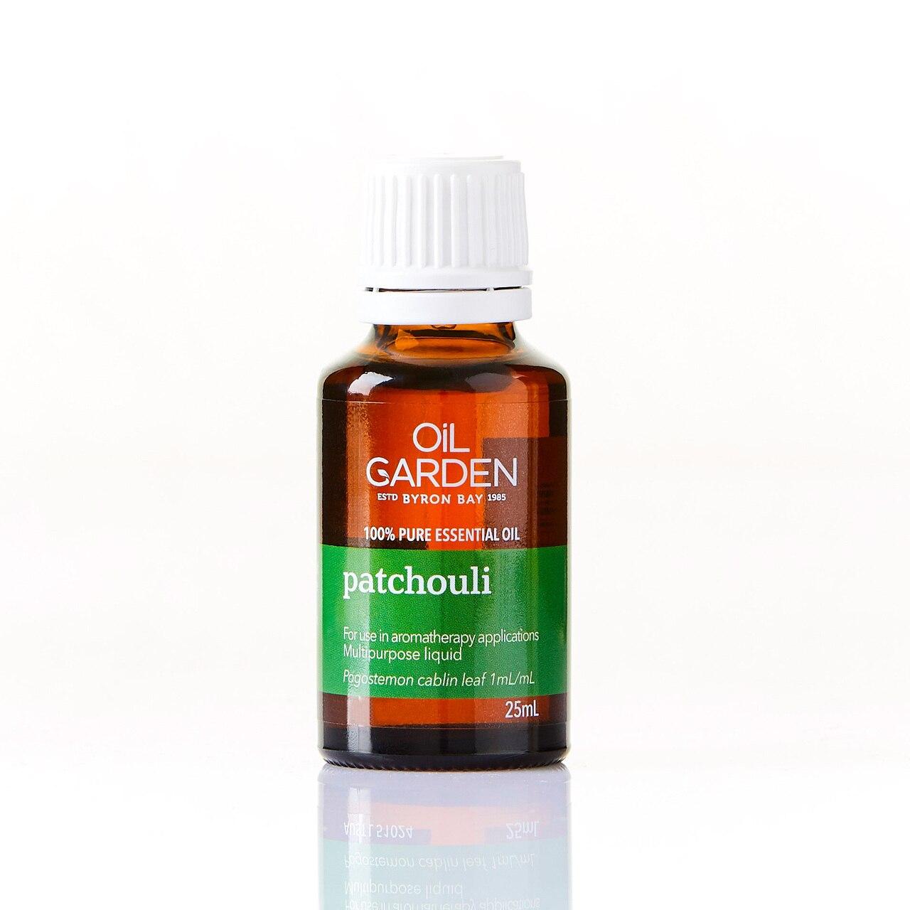 Oil Garden Patchouli Pure Essential Oil 25mL 6620077