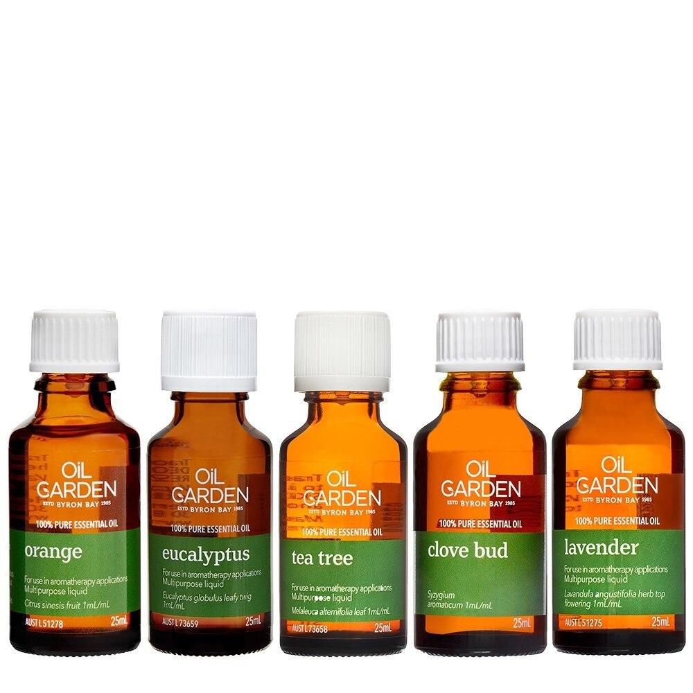 Oil Garden Pure Essential Oil Starter Kit 6691384